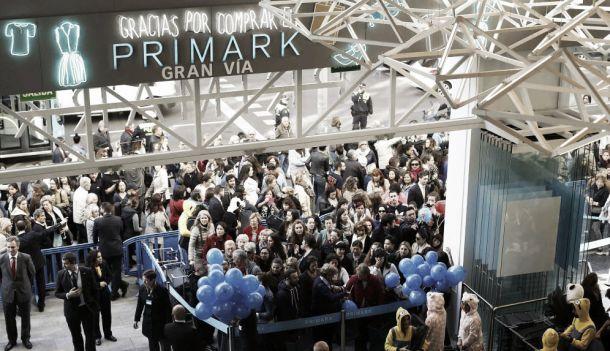 Primark llega a la Gran Vía