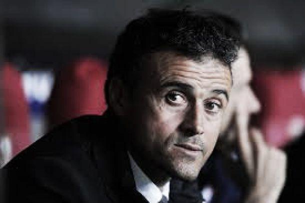 """Champions League, Luis Enrique: """"Al ritorno non dobbiamo sottovalutare il Psg"""""""