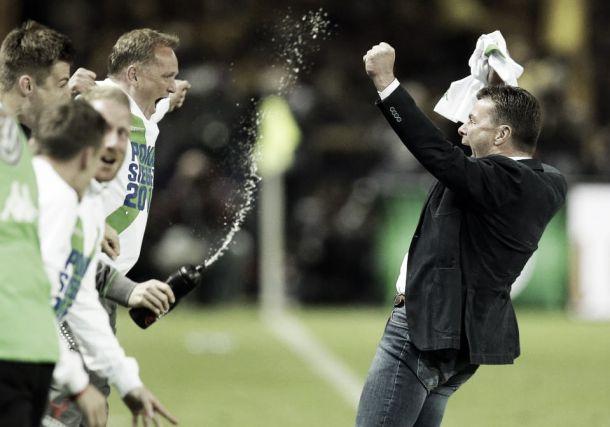 À honra de Malanda: Wolfsburgo bate Dortmund e conquista Taça da Alemanha