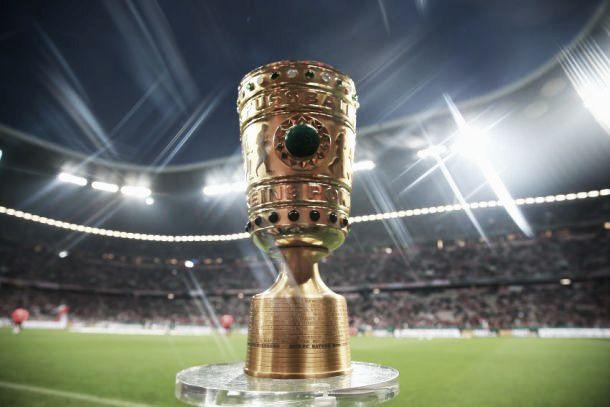 Divulgados os confrontos da primeira fase da próxima Copa da Alemanha
