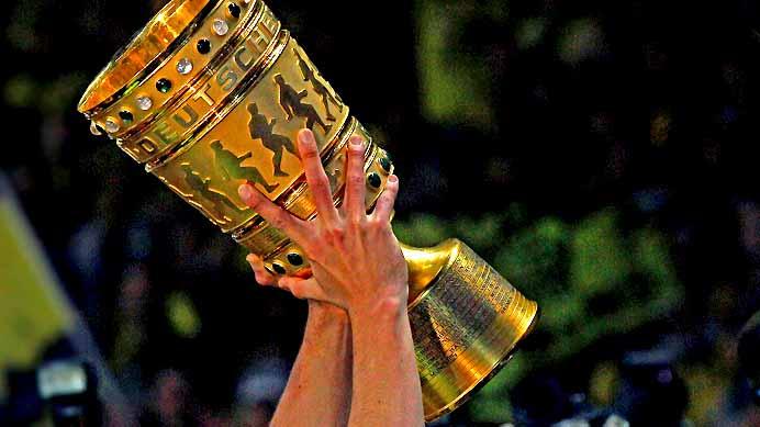 Octavos de DFB Pokal resueltos, Bayern-Dortmund en cuartos