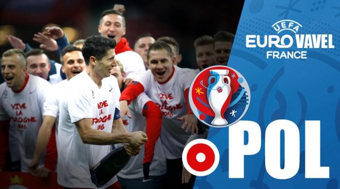 Euro 2016 - La Polonia sulle spalle di Lewandowski per fare la storia