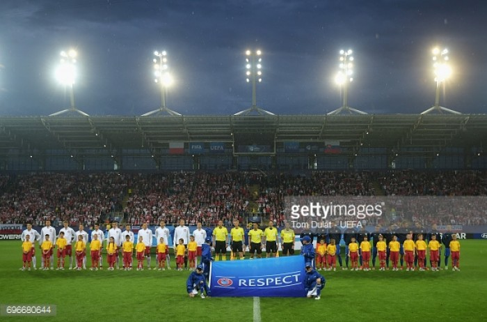 Poland U21 1-2 Slovakia U21: Dream start not enough for the hosts