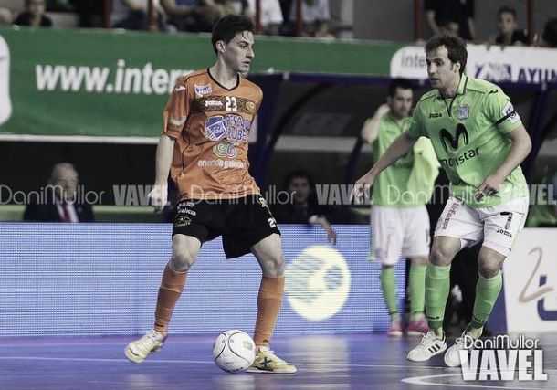 Inter Movistar - Burela FS: partido trampa