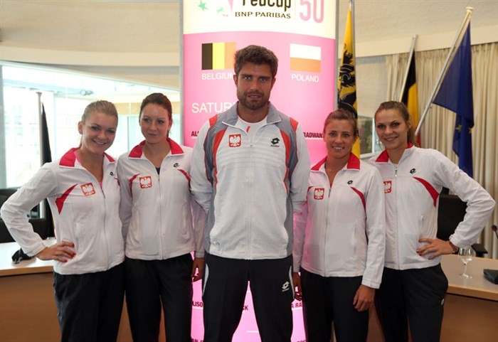 Fed Cup World Group II Playoff Preview: Poland - Chinese Taipei
