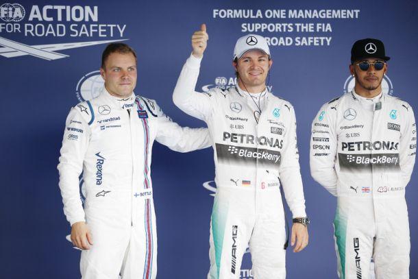 Rosberg in pole, Hamilton sbaglia ma chiude 2°: dominio Mercedes a Sochi