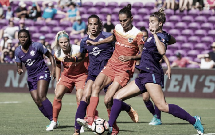 Houston Dash trade Poliana to Orlando Pride