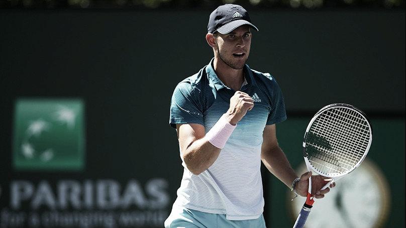 Dominic Thiem es el campeón de Indian Wells