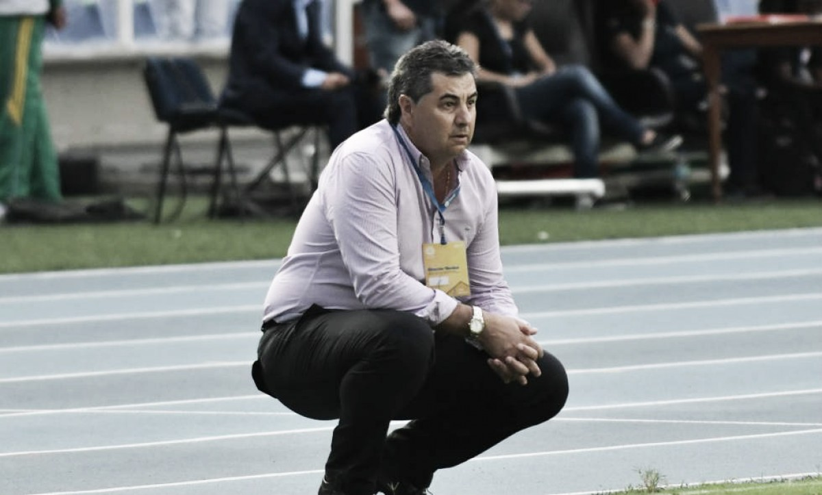 """Jorge da Silva: """"Habíamos analizado muy bien a Patriotas"""""""
