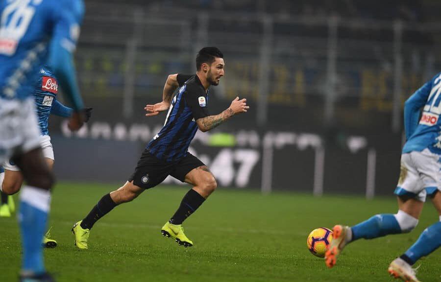 Politano, buoni propositi per il 2019: più gol e... un trofeo