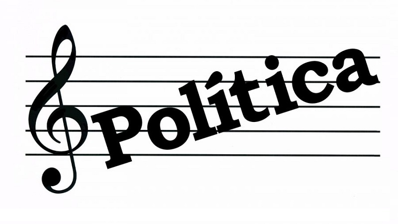 Seis canciones con mensajes políticos
