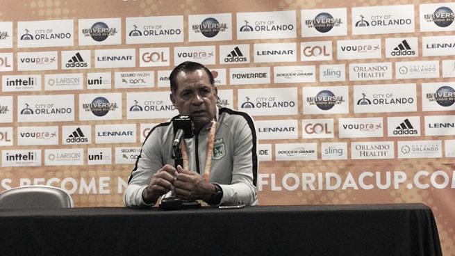 """Pompilio Páez: """"Tenemos momentos muy claros con el balón"""""""