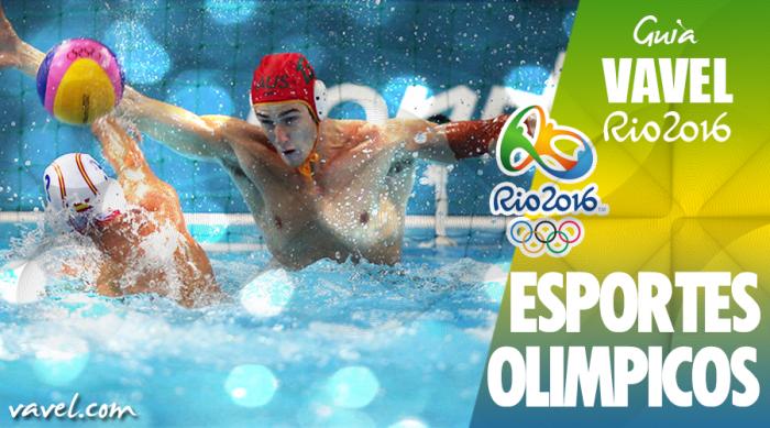 Polo Aquático: tudo o que você precisa saber para o Rio 2016