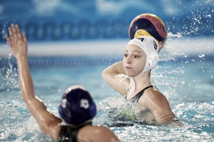 Na estreia em Jogos Olímpicos, Polo Aquático feminino do Brasil é derrotado pela Itália