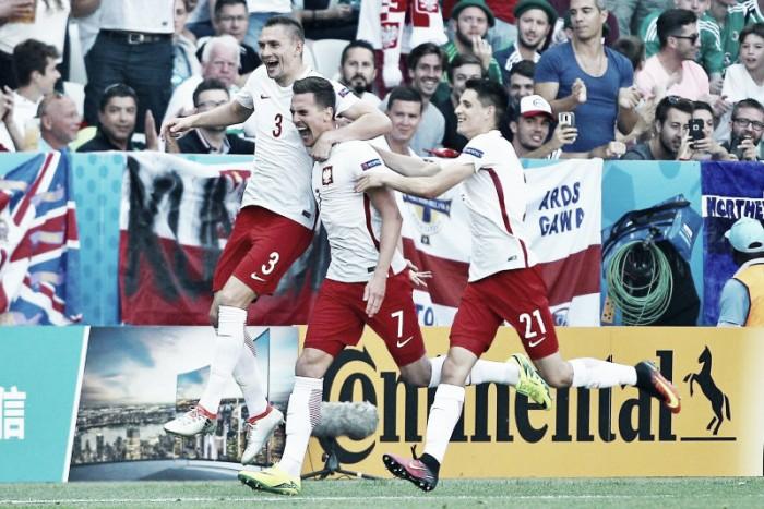 Euro 2016: Polonia ai quarti, decisivi i calci di rigore con la Svizzera