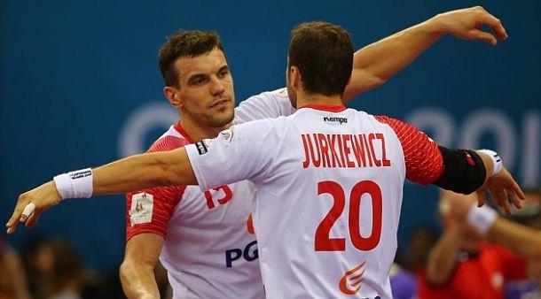 Polonia avanza hacia cuartos de final