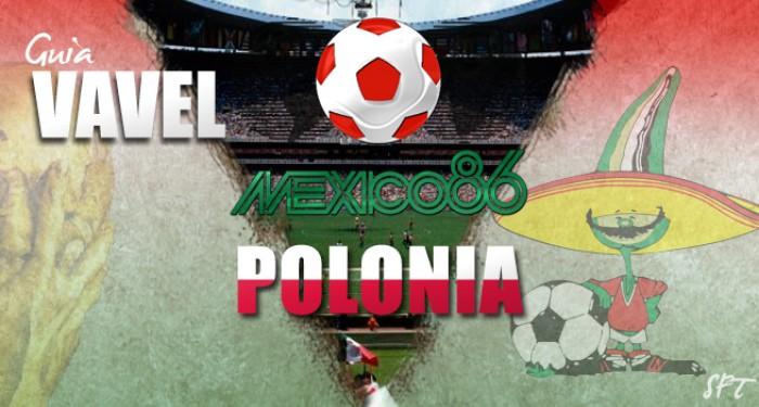 Guía VAVEL Mundial México 1986: Polonia