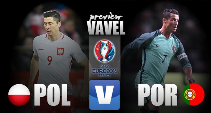 Com melhor campanha da história, Polônia duela com invicto Portugal por vaga nas semifinais da Euro