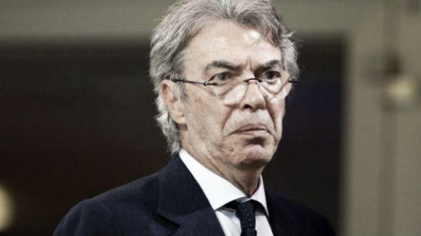 """Moratti ne è convinto: """"Inter costruita per vincere e dare spettacolo"""""""