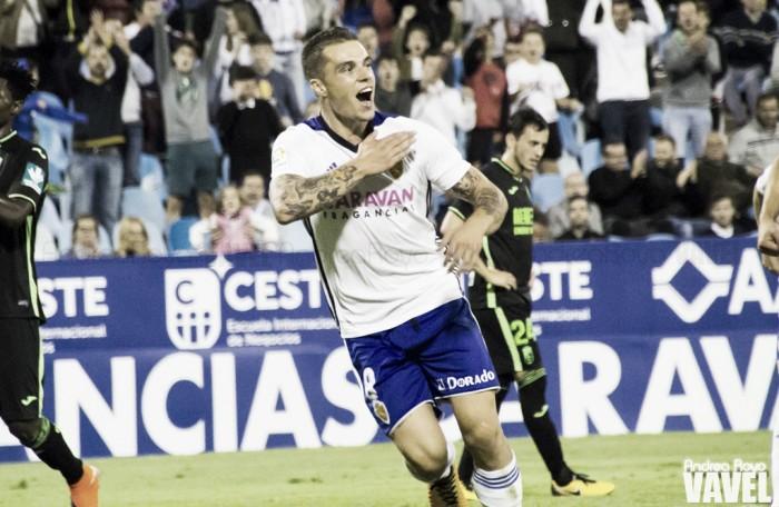 'MVP' del Zaragoza: Pombo