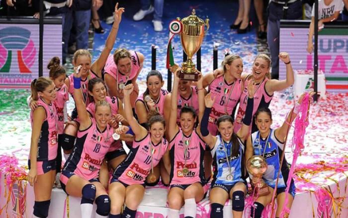 Volley F, CEV Champions League: Pomì Casalmaggiore Campione d'Europa! Sconfitto in finale il Vakifbank Istanbul