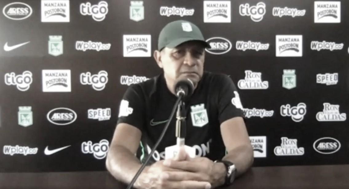 """Pompilio Páez: """"Estamos preparados para enfrentar a un gran rival como Once Caldas"""""""