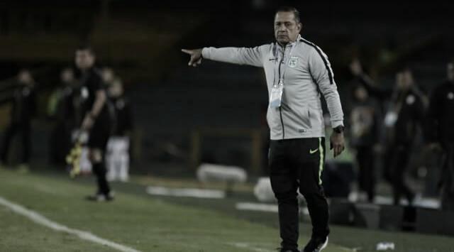 """Pompilio Páez: """"Corregimos para el segundo tiempo y todo fue diferente"""""""