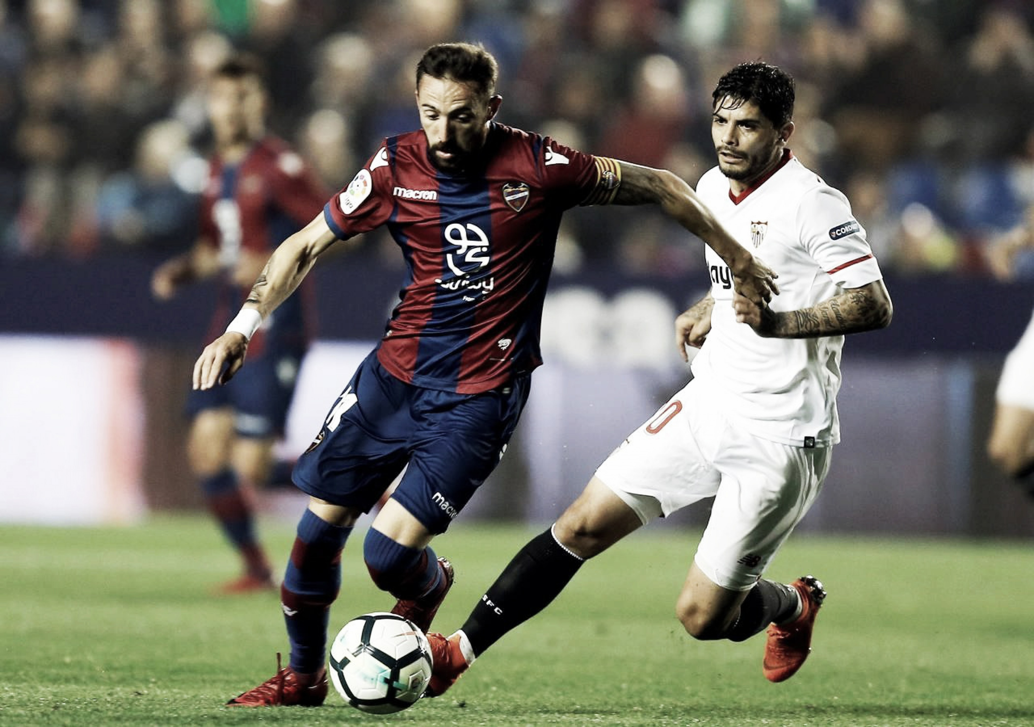 Previa Levante - Sevilla: a por la segunda victoria en Liga