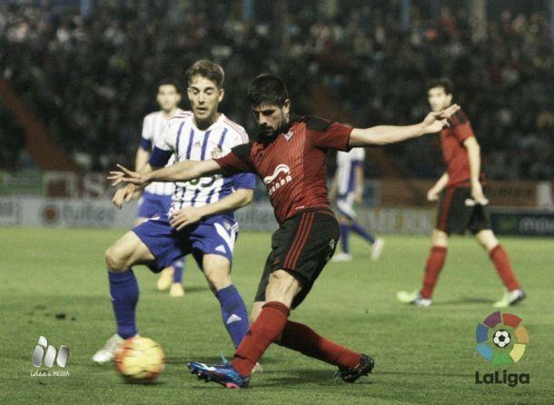 Djordjevic mantiene la imbatibilidad de la Deportiva en El Toralín