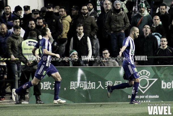 Real Betis - SD Ponferradina: Puntuaciones de la jornada 24