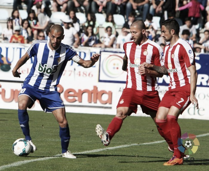 Girona CF - SD Ponferradina: duelo de necesidades en Montilivi