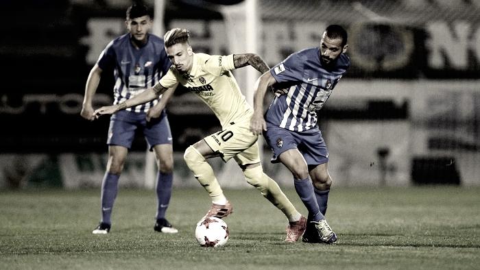 El Villarreal, a mejorar tras la Ponfe