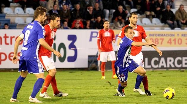 SD Ponferradina - Real Murcia CF: puntuaciones de la Ponferradina, jornada 19