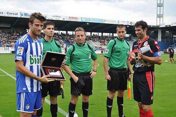 El Deportivo consigue otra nueva victoria en el Toralín ante la Ponferradina