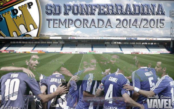 Temporada de la SD Ponferradina 2014-15, en VAVEL