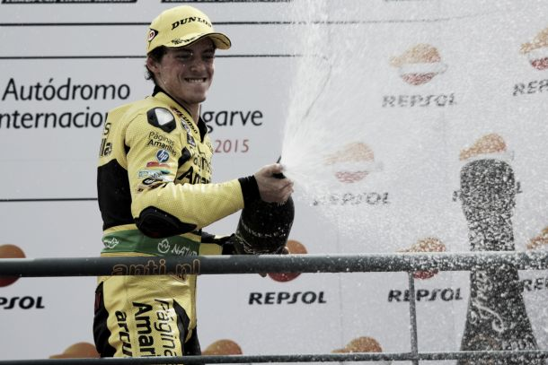"""Edgar Pons: """"Estoy muy contento de empezar así el año"""""""