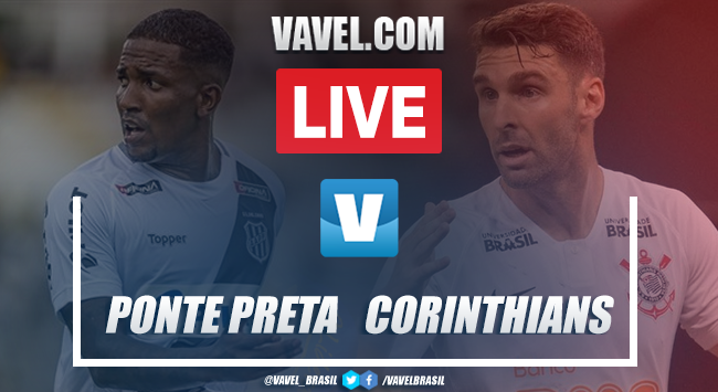 Gols e melhores momentos para Ponte Preta 2x1 Corinthians pelo Campeonato Paulista