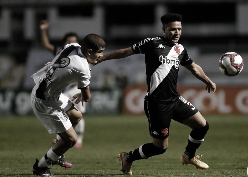 Vasco encara Ponte Preta em busca de recuperação na Série B