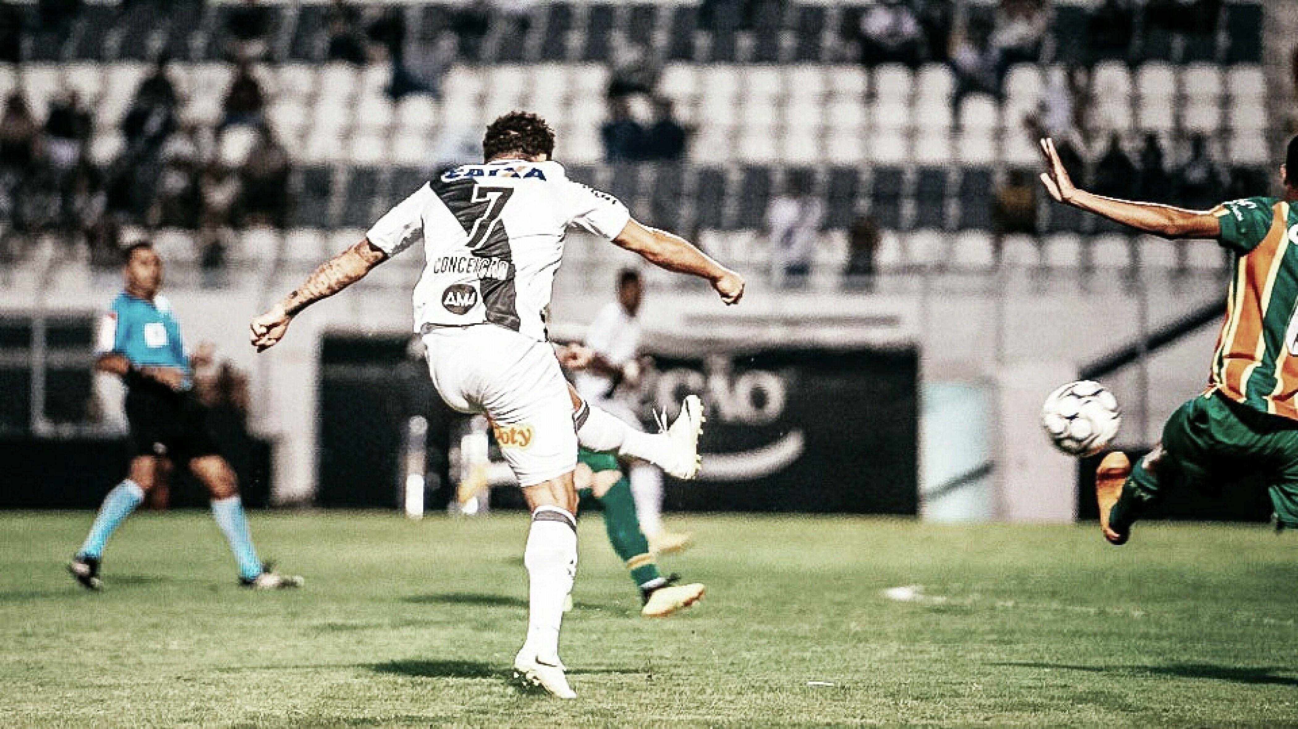 Vaiada no final, Ponte empata com lanterna Sampaio Corrêa e chega ao quinto jogo sem vitória