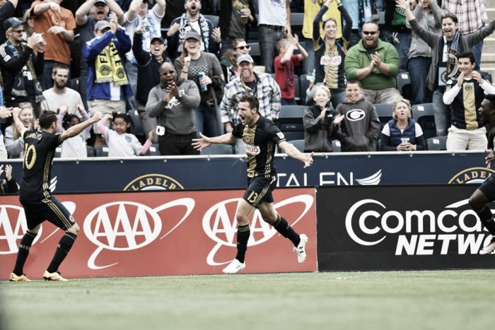 Philadelphia Union, DC United renew pleasantries during MLS Rivalry Week
