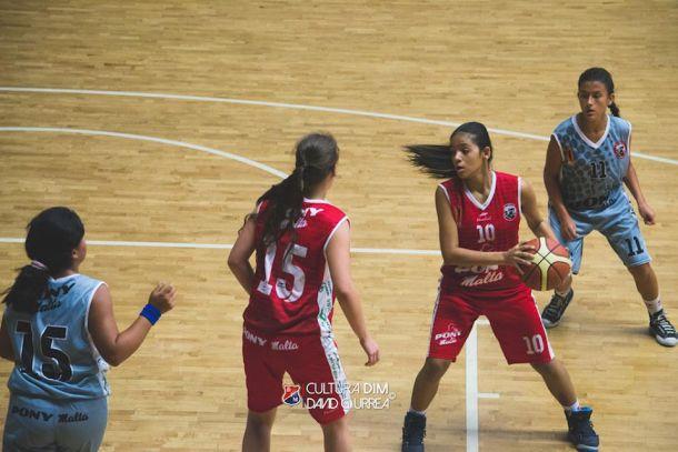 DIMCamp: baloncesto para los más pequeños
