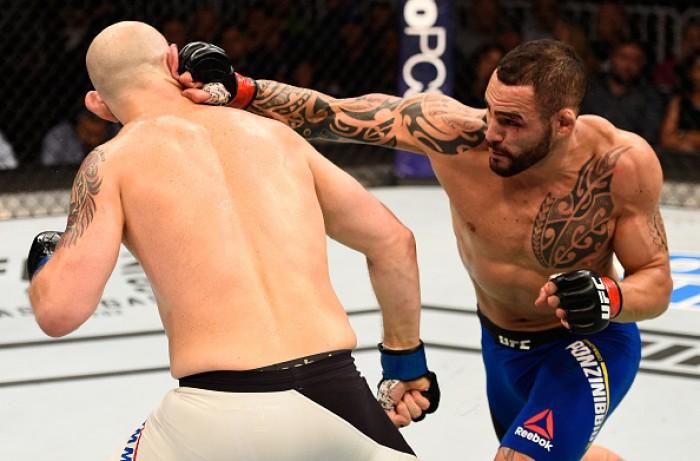 Ponzinibbio triunfó en UFC y sigue haciendo historia
