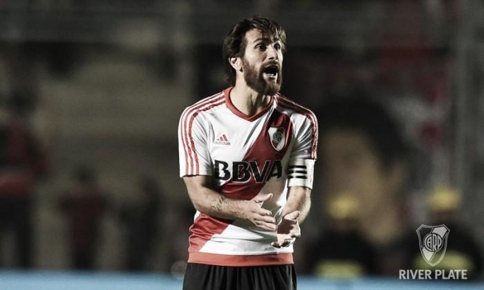 """Ponzio: """"Otro gol hubiera sido lo mejor pero es lo que salió hoy"""""""