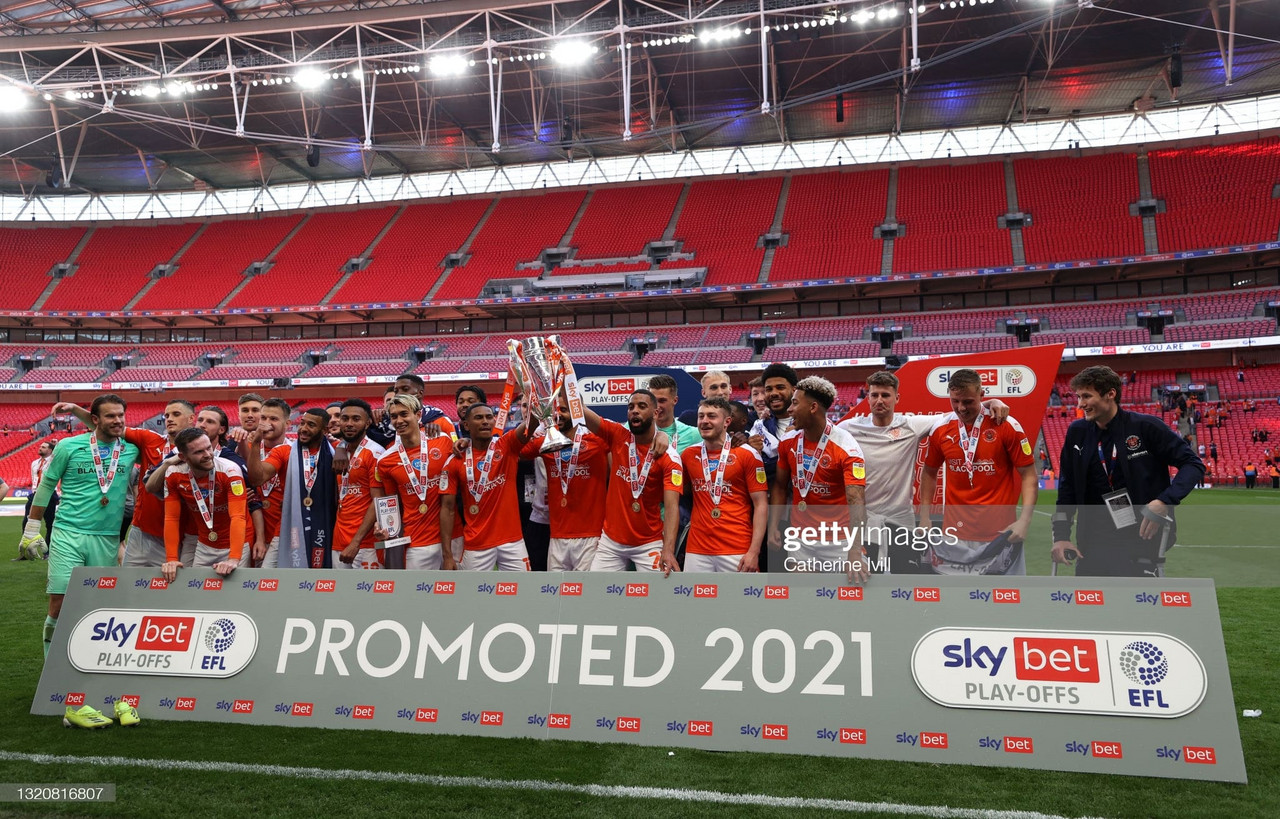 As it happened: Blackpool 2-1 Lincoln City in the League One Play-Off Final