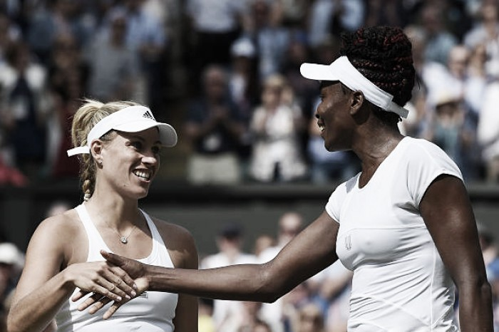 WTA Sydney second round preview: Angelique Kerber vs Venus Williams