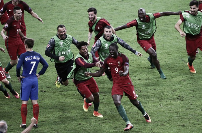 France 0-1 Portugal (AET): Éder's extra-time strike leaves French ruing missed chances