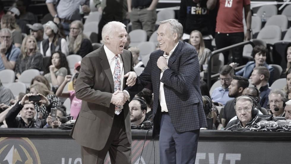 """Los """"abuelos"""" de la NBA podrían perderse la reanudación"""