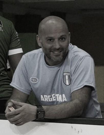 Martín Walter, la experiencia de ser jugador y luego entrenador