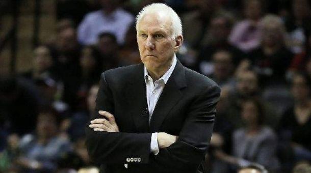 """NBA, Popovich sgrida i suoi: """"Facciamo la peggior transizione difensiva della storia"""""""
