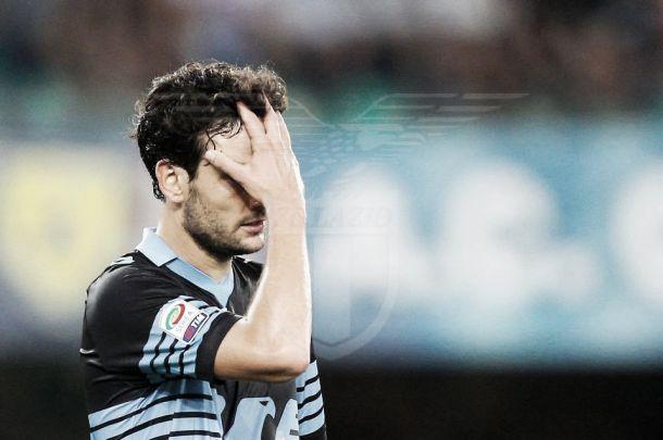 La Lazio perde i pezzi, anche Parolo infortunato
